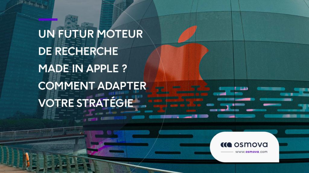 moteur de recherche Apple