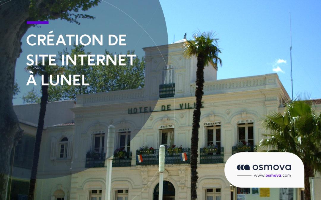 Création de site internet à Lunel
