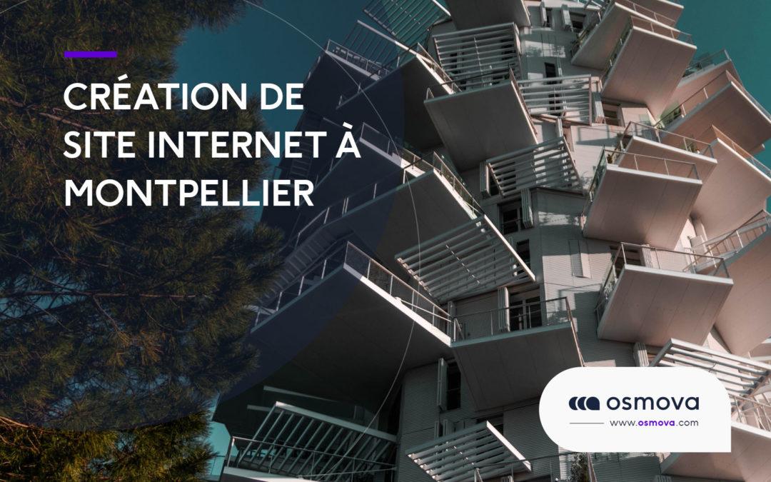 Création de site internet à Montpellier