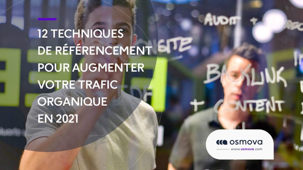 référencement SEO agence web osmova à Montpellier