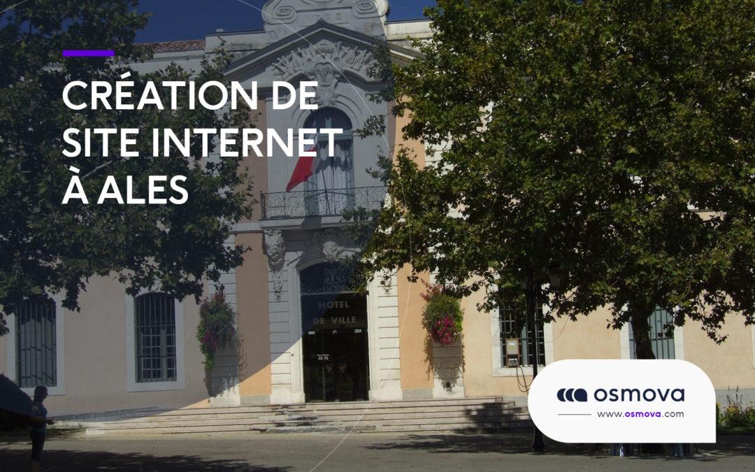 Création de site internet à Ales