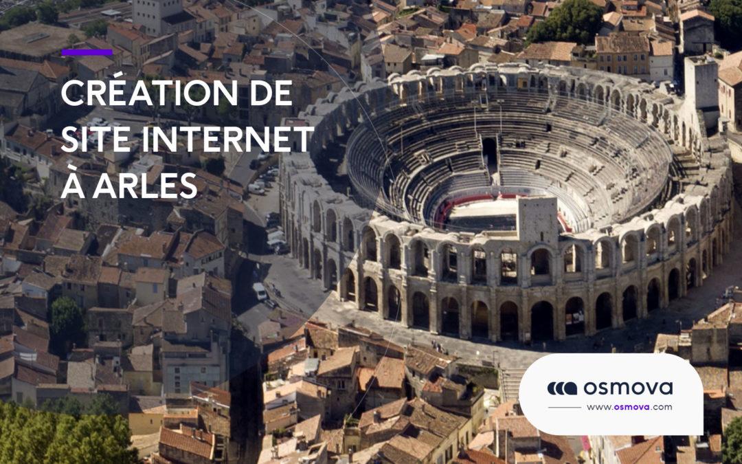 Création de site internet à Arles