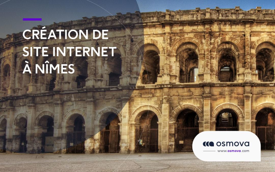 Création de site internet à Nîmes