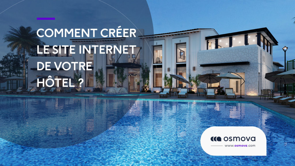 site Web d'hôtel