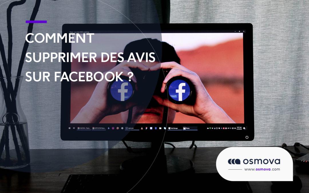Comment supprimer des avis Facebook ? [3 façons]