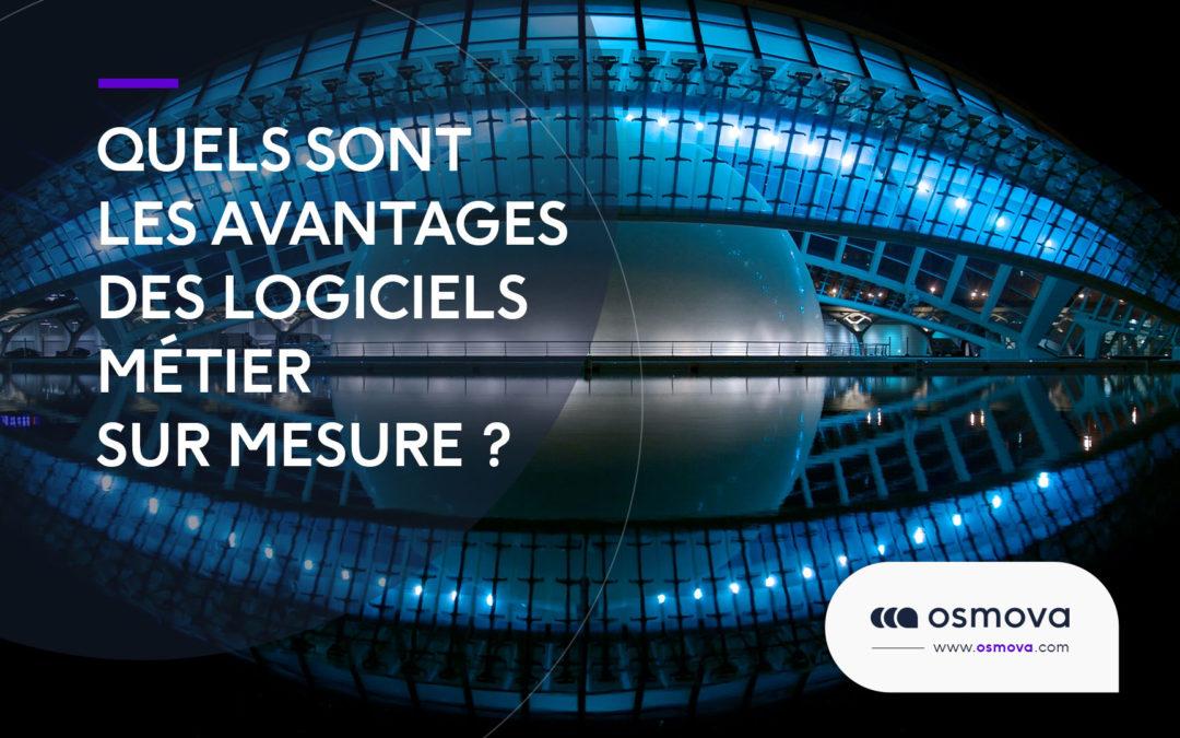 Vous recherchez un développement logiciel métier sur mesure en France ? Choisissez Osmova aujourd'hui