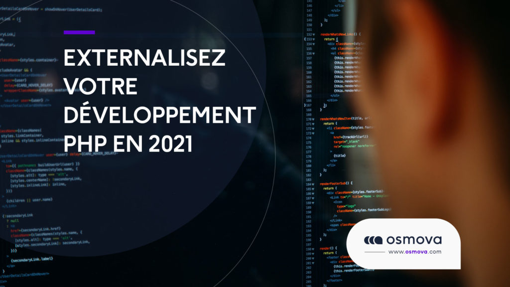 externalisation du développement PHP