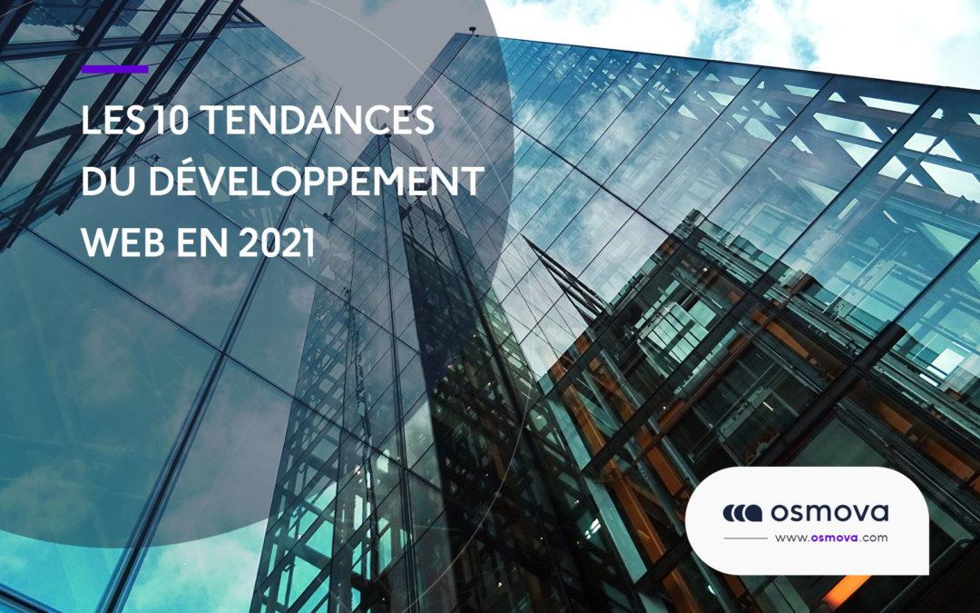 Les 10 tendances du développement Web en 2021