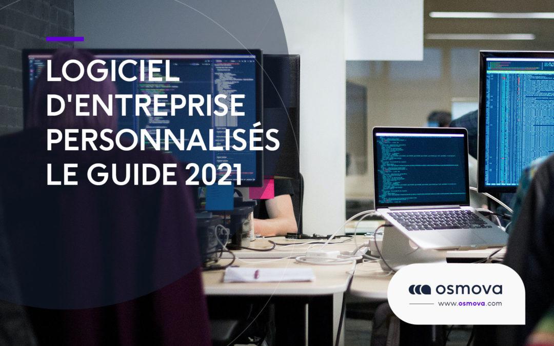 Logiciel d'entreprise personnalisés : Le guide 2021