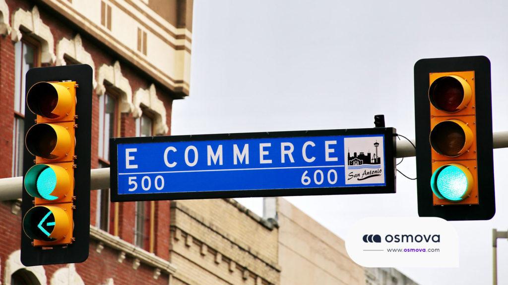 site e-commerce illutration