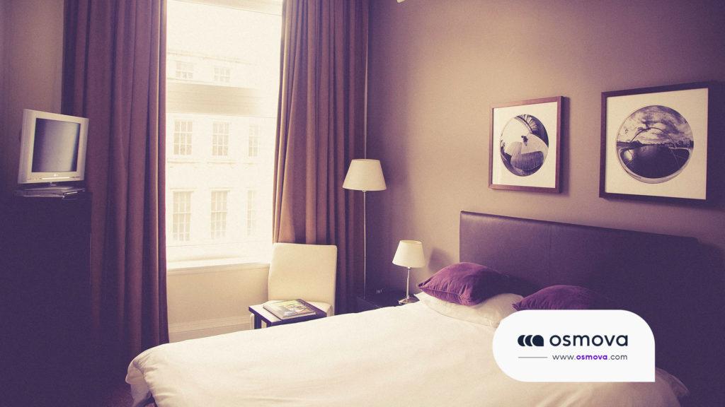 Création de site internet hôtel