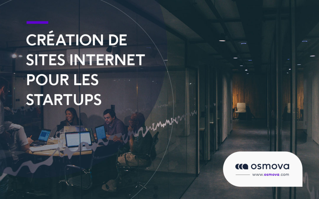 Création de sites internet pour les startups