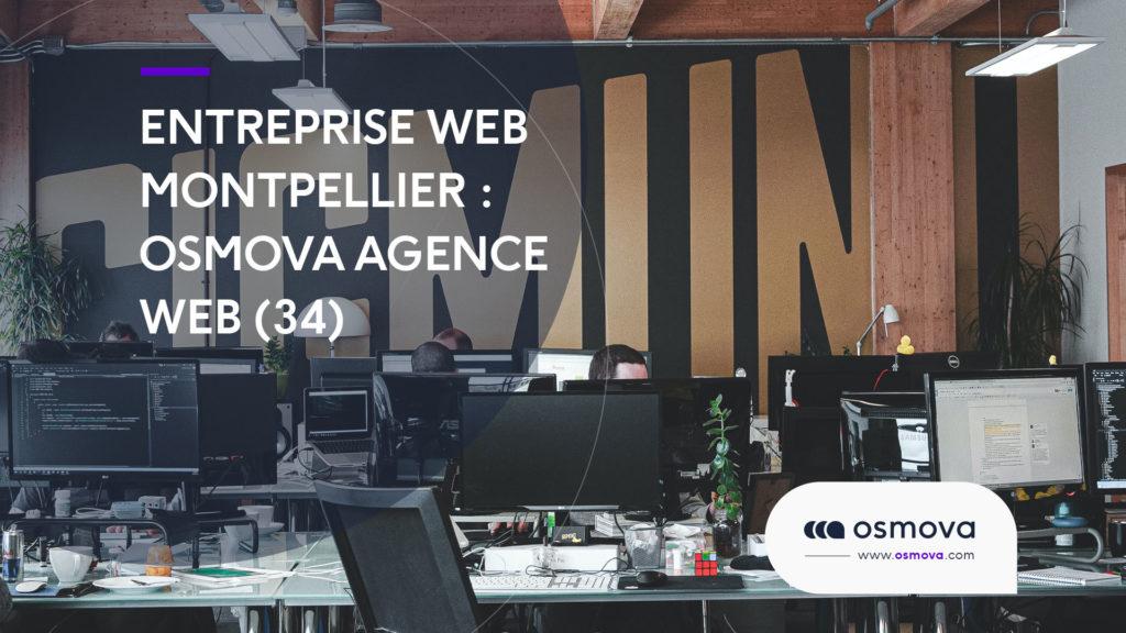 Entreprise web Montpellier