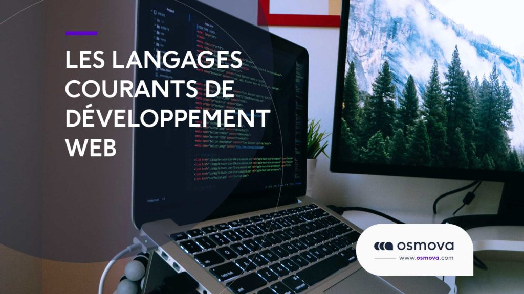 Langages de développement Web