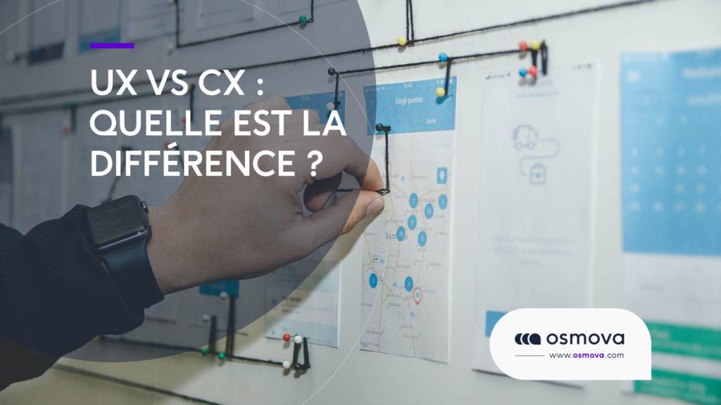 UX vs CX