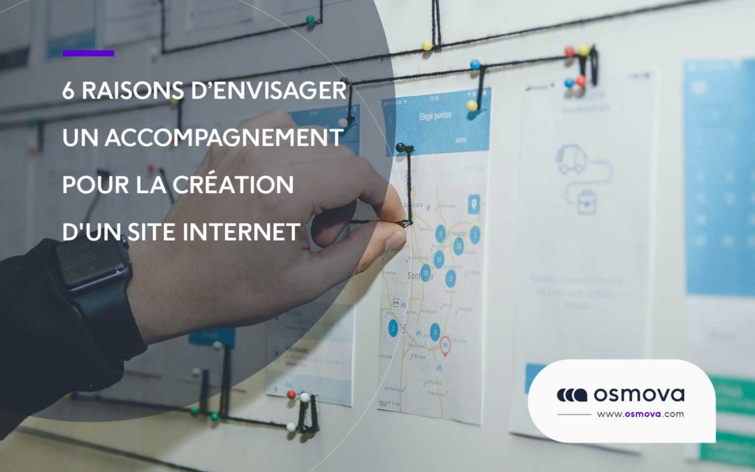 Accompagnement création site internet le guide N°1