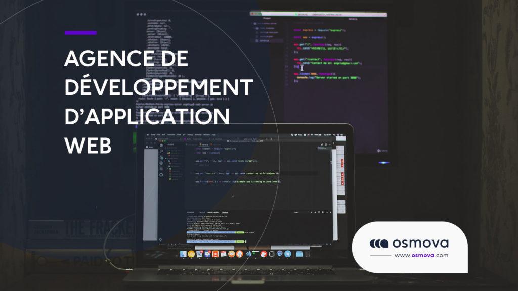 Agence développement application web