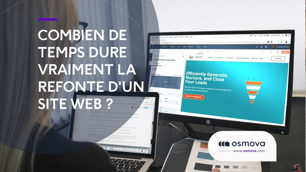 refonte site web agence montpellier