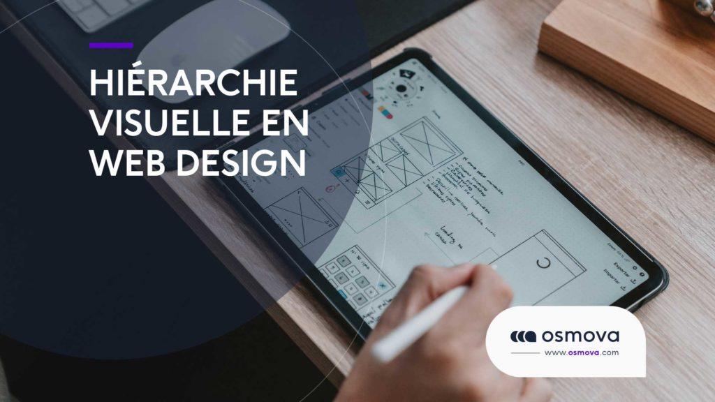 Hiérarchie visuelle en web design