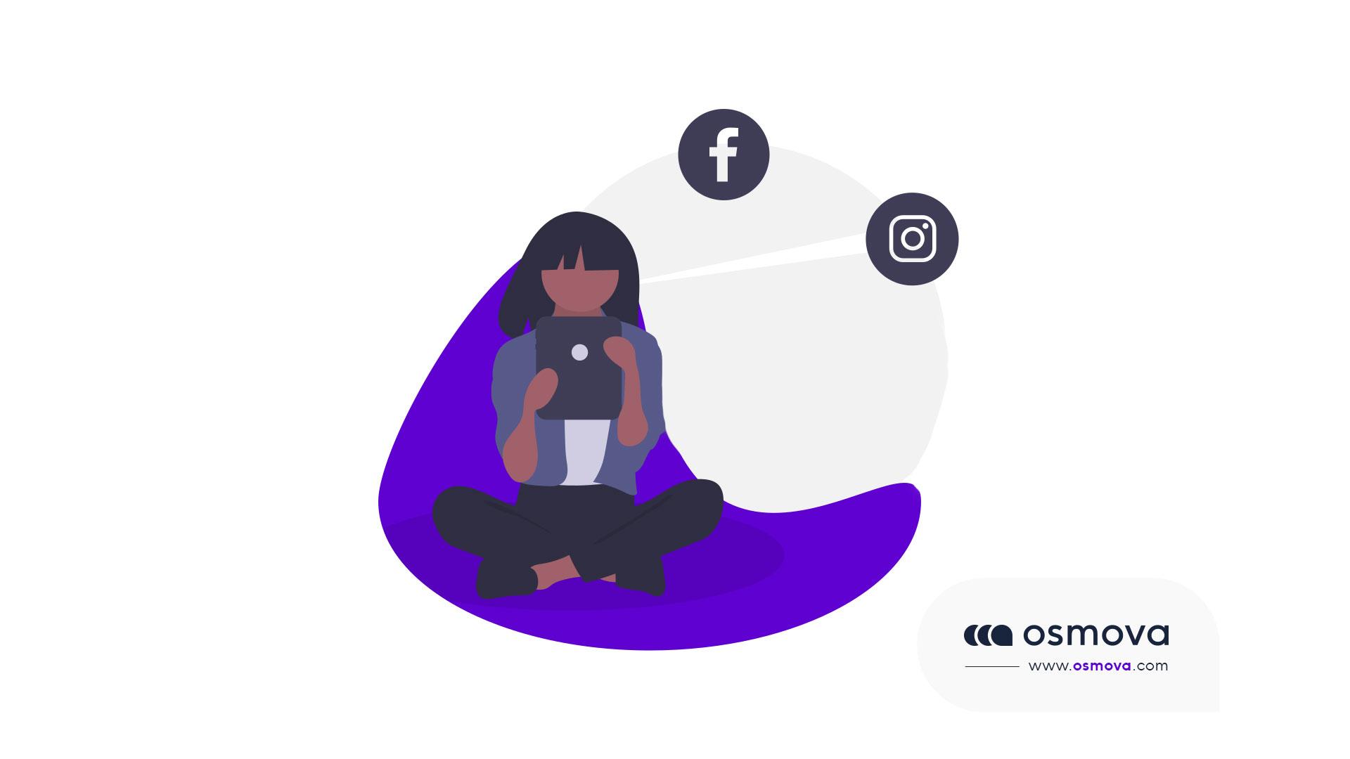 Shop Pay disponible sur Instagram et Facebook