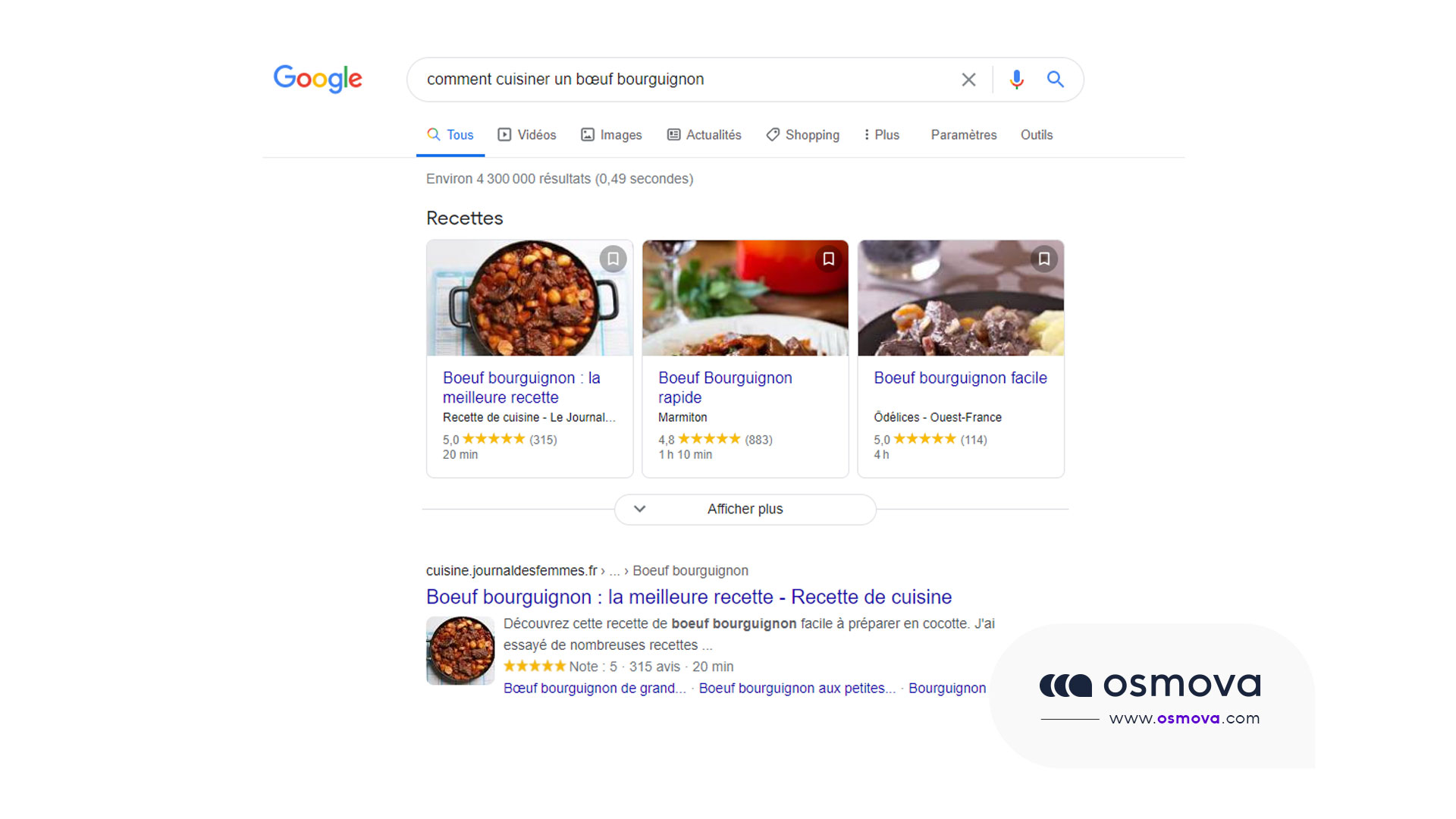 Rich Snippets Google