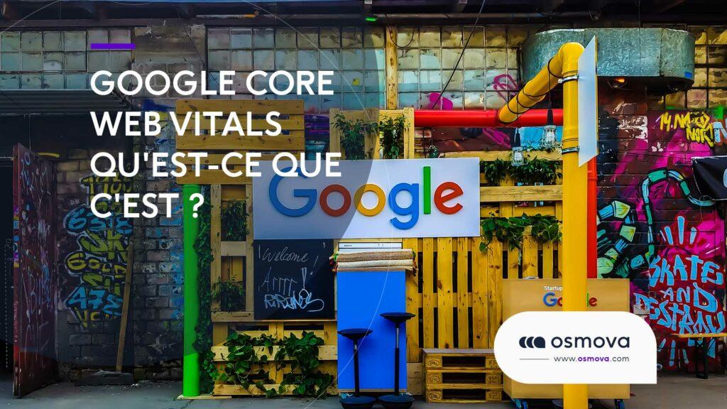 Google Core Web Vitals qu'est-ce que c'est ?