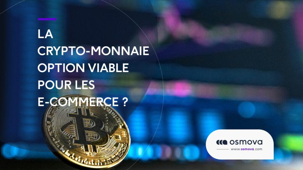 crypto-monnaie et e-commerce