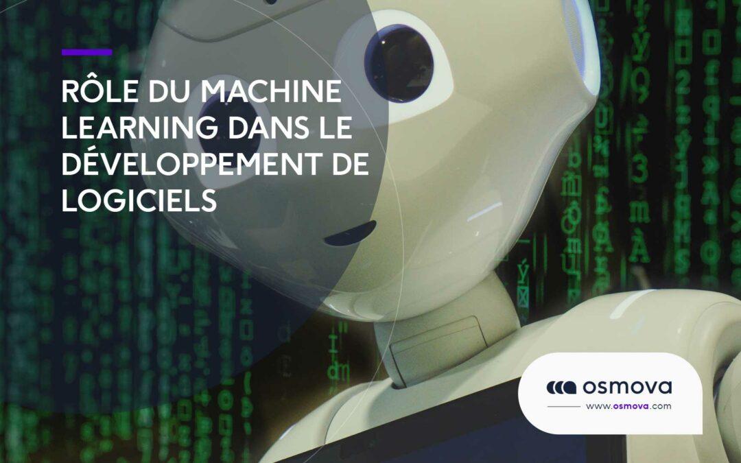 Rôle du machine learning dans le développement de logiciels