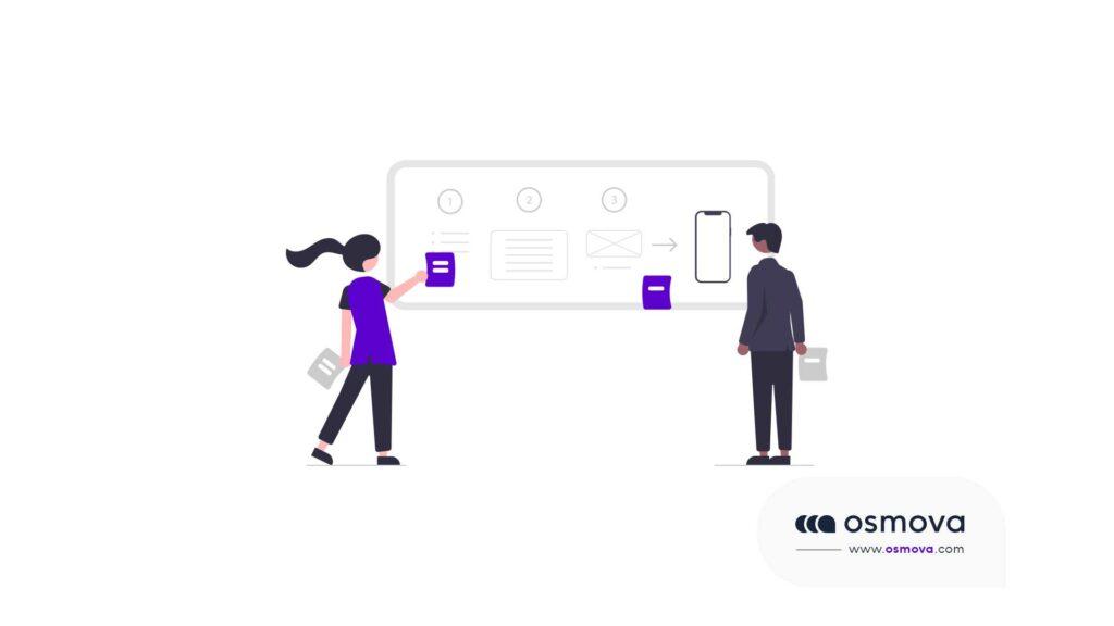 création interface utilisateur site web