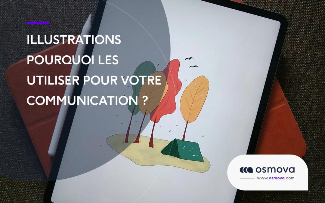 illustrations pourquoi les utiliser pour votre communication ?