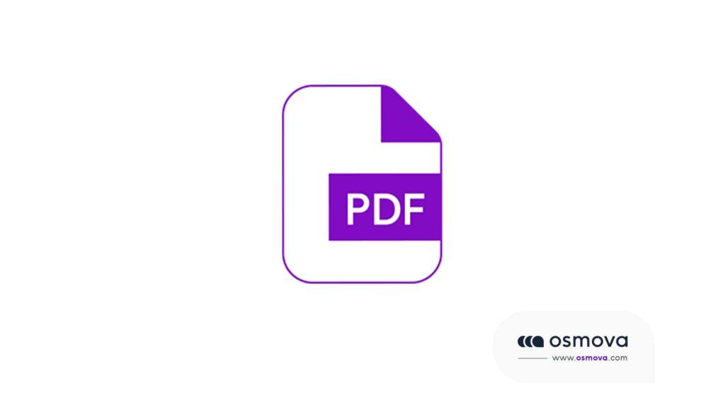 pdf Formats de fichiers de logo