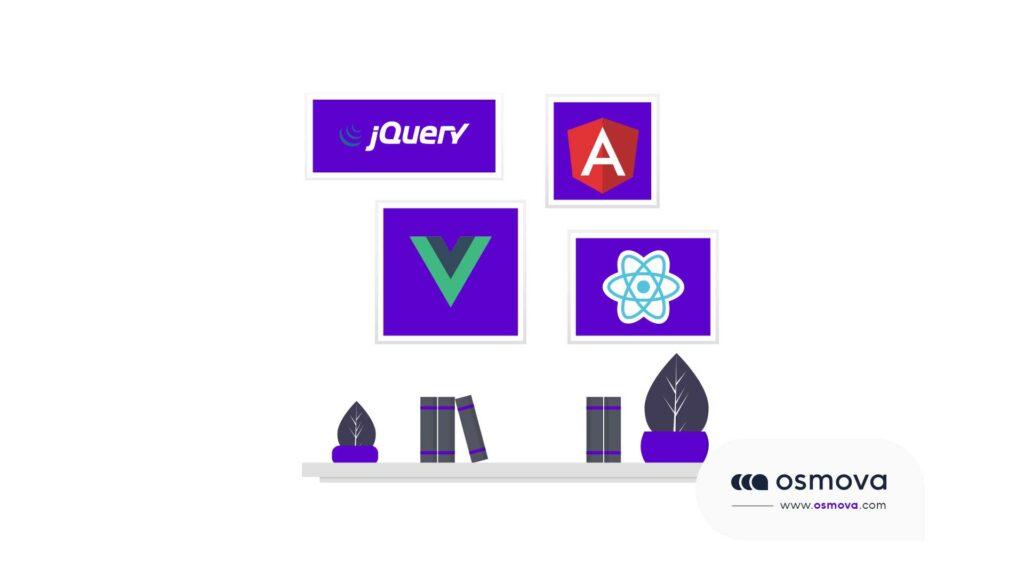 frameworks javascript