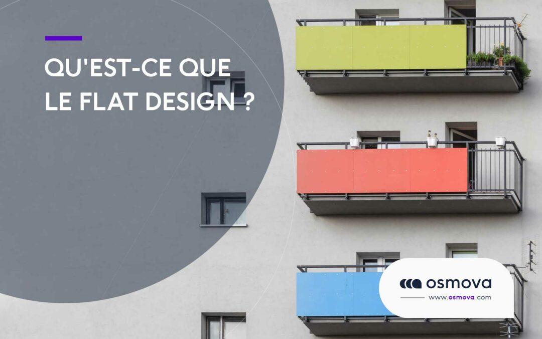 Qu'est-ce que le Flat Design ?