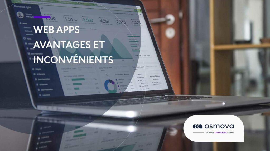 Web Apps Avantages et inconvénients (2021)