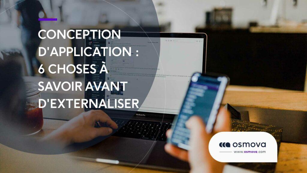 Conception d'application