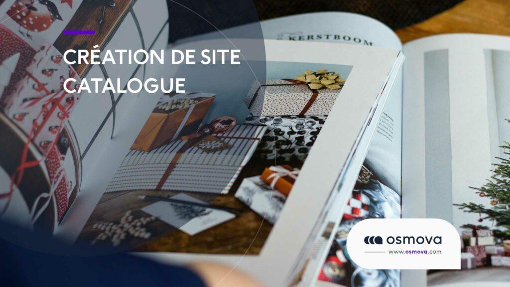 Création de site catalogue (2021)