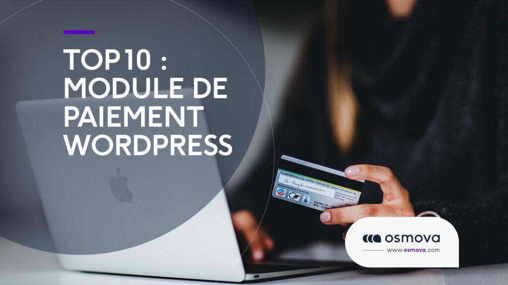 Module de paiement WordPress