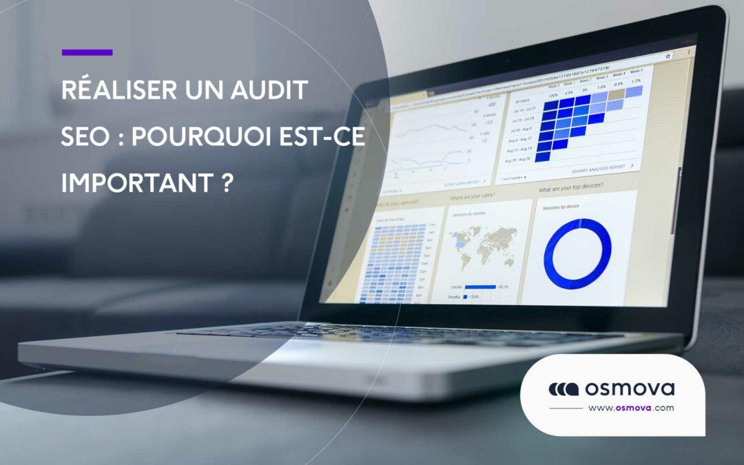 Réaliser un audit SEO : Pourquoi est-ce important ?