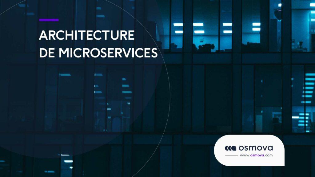 Architecture de microservices
