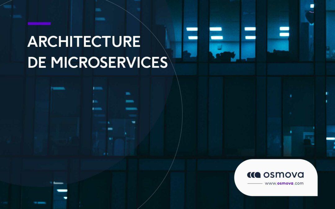 Architecture de microservices guide #1
