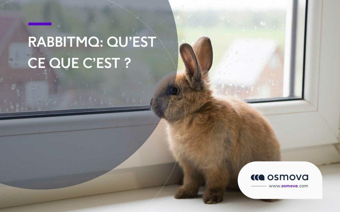 RabbitMQ : Qu'est ce que c'est ?