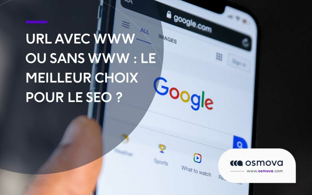 URL avec WWW ou sans WWW : quel est le meilleur SEO ?
